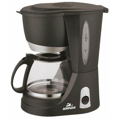 Кофеварка Добрыня DO-3602