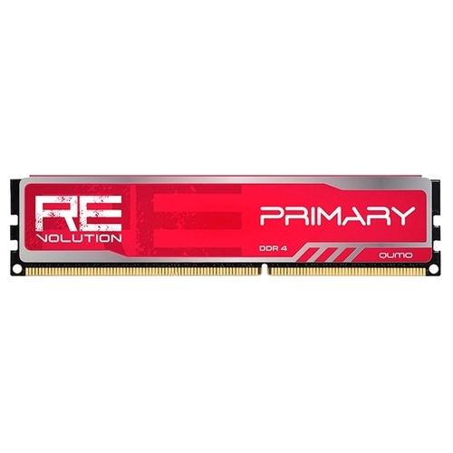 Оперативная память 16 ГБ 1 шт. Qumo ReVolution Primary Q4Rev-16G3000P16PrimR
