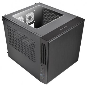 Компьютерный корпус Thermaltake Suppressor F1 CA-1E6-00S1WN-00 Black