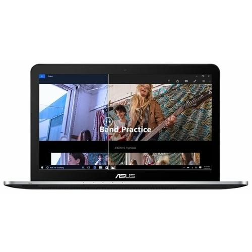 "Ноутбук ASUS Vivobook X556UQ (Intel Core i5 7200U 2500 MHz/15.6""/1366x768/4Gb/1000Gb HDD/DVD-RW/NVIDIA GeForce 940MX/Wi-Fi/Bluetooth/Win 10 Home)"