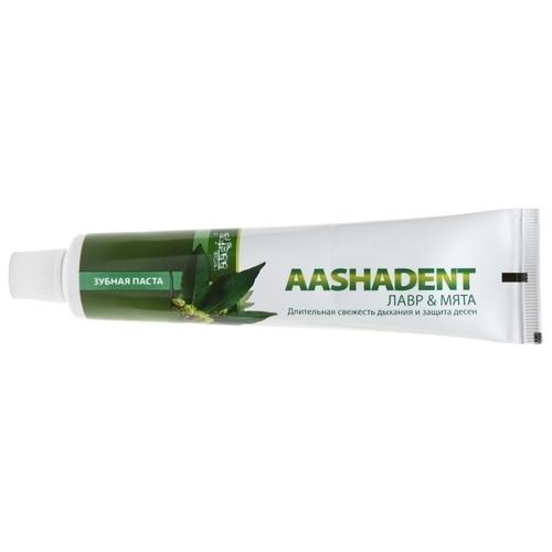 Зубная паста Aasha Herbals Лавр - Мята