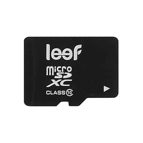 Карта памяти Leef microSDXC Class 10 + SD adapter