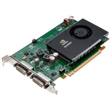 Видеокарта PNY Quadro FX 380 450Mhz PCI-E 2.0 256Mb 1400Mhz 128 bit 2xDVI