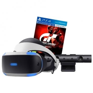 Очки виртуальной реальности Sony PlayStation VR Gran Turismo Sport Bundle