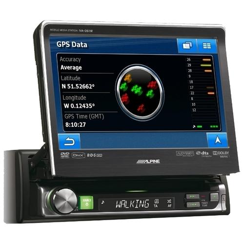 Автомагнитола Alpine IVA-D511R