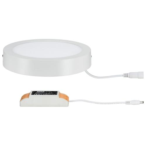 Светодиодный светильник Paulmann BLE Nox LED-Panel 17W белый 22 см