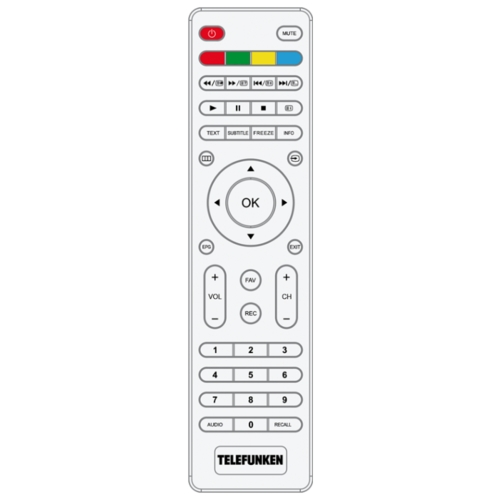 Телевизор TELEFUNKEN TF-LED24S75T2