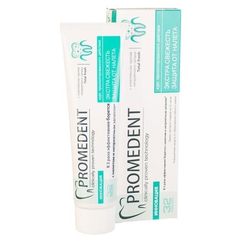 Зубная паста 32 Бионорма Promedent Экстрасвежесть