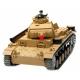 Танк Heng Long DAK PzKpfw IV Ausf F-1 (3858-1PRO) 1:16 40.3 см