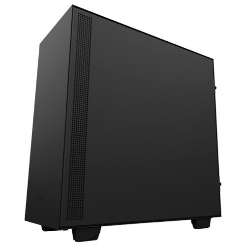 Компьютерный корпус NZXT H500 Black/blue