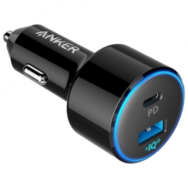 Автомобильная зарядка ANKER PowerDrive 2 PD/PIQ