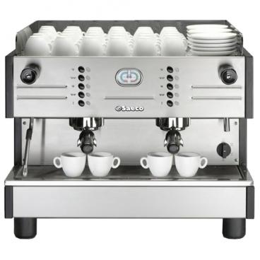 Кофеварка рожковая Saeco SE 200 Steel