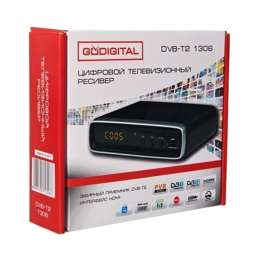 TV-тюнер GoDigital 1306 DVB-T2