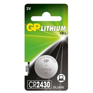 Батарейка GP Lithium Cell CR2430