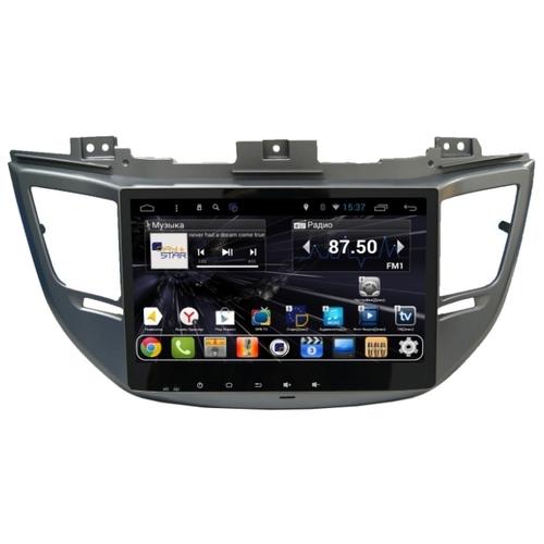Автомагнитола Daystar DS-8101HB Hyundai Tucson 2015+ ANDROID