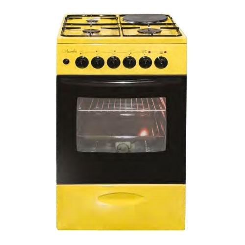 Плита Лысьва ЭГ 1/3г14 МС желтый