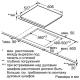 Варочная панель Bosch PKF675FP1E