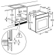 Электрический духовой шкаф Electrolux OEF5C50V
