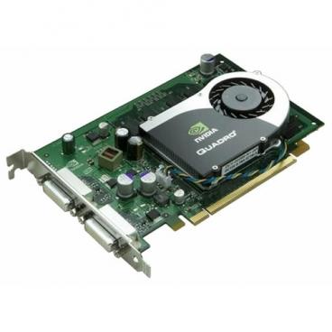 Видеокарта PNY Quadro FX 370 360Mhz PCI-E 256Mb 800Mhz 64 bit 2xDVI