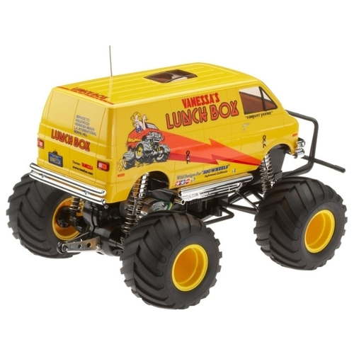 Монстр-трак Tamiya XB Lunch Box 1:12 38.5 см