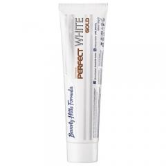 Зубная паста Beverly Hills Formula Perfect White Gold double mint