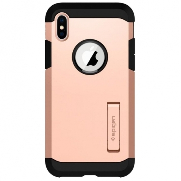 Чехол Spigen Tough Armor для Apple iPhone X (057CS22162)