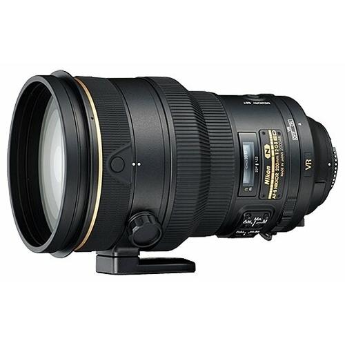 Объектив Nikon 200mm f/2.0G ED VR II AF-S