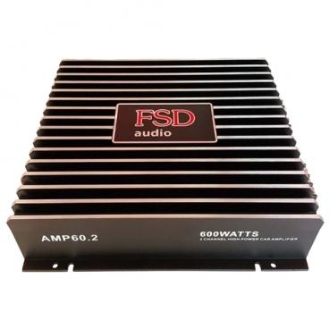 Автомобильный усилитель FSD audio STANDART AMP 60.2