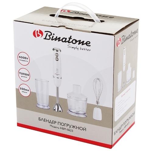 Погружной блендер Binatone HBM-0623