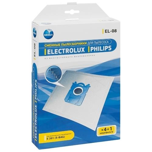 NEOLUX Синтетические пылесборники EL-08