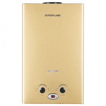 Проточный газовый водонагреватель Superflame SF0120