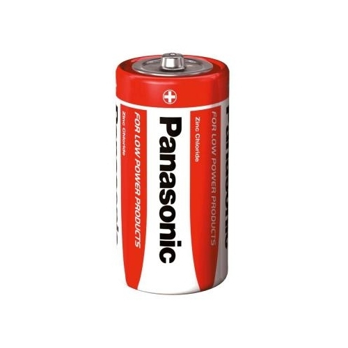 Батарейка Panasonic Zinc Carbon C/R14