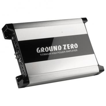 Автомобильный усилитель Ground Zero GZTA 1.800DX