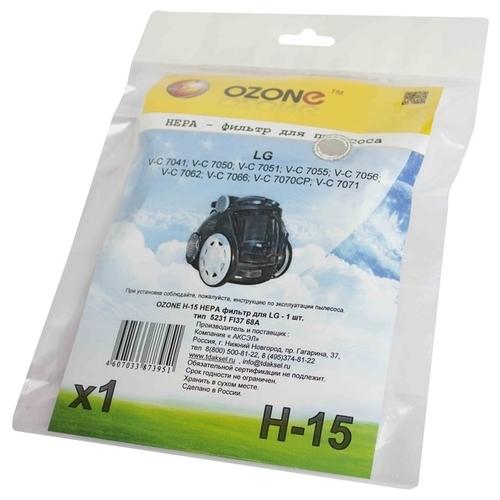 Ozone Фильтр HEPA H-15