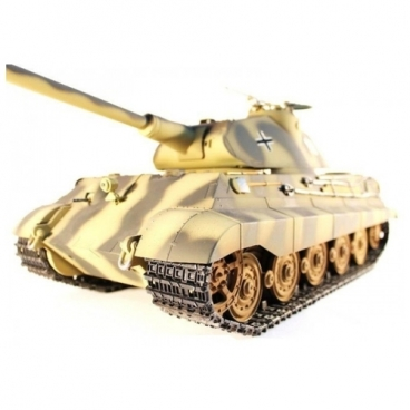 Танк Taigen King Tiger Highest Configure (TG3888-1HC-IR) 1:16 64.4 см