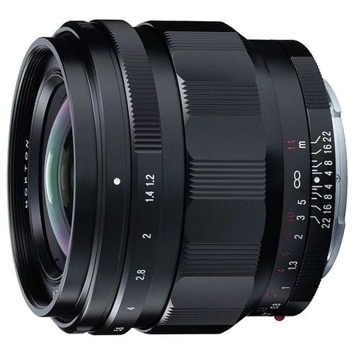 Объектив Voigtlaender 50mm f/1.2 Nokton Aspherical Sony E