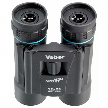 Бинокль Veber Ultra Sport БН 12x25