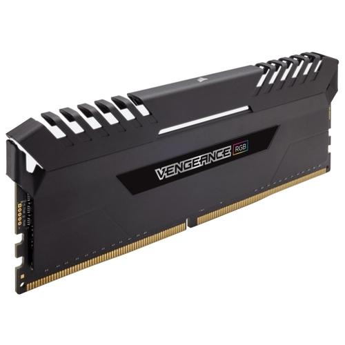 Оперативная память 8 ГБ 4 шт. Corsair CMR32GX4M4C3200C16