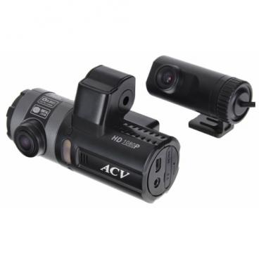 Видеорегистратор ACV GQ914 Lite, 3 камеры