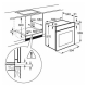 Электрический духовой шкаф Electrolux EOA 95551 AX