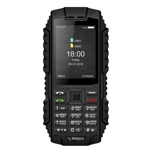 Телефон Sigma mobile X-treme DT68