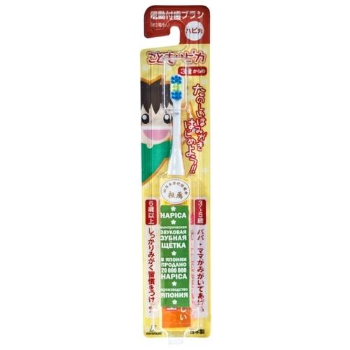 Электрическая зубная щетка Hapica Kids