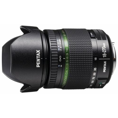 Объектив Pentax SMC DA 18-270mm f/3.5-6.3 ED SDM