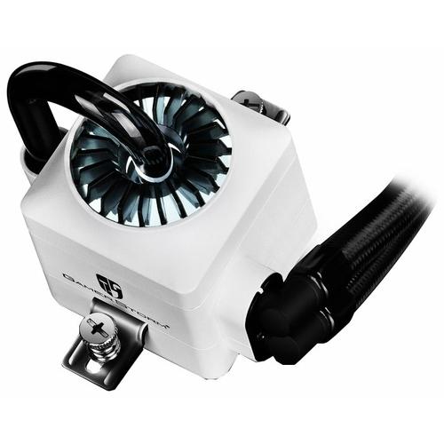 Кулер для процессора Deepcool Captain 240 EX White RGB