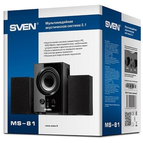 Компьютерная акустика SVEN MS-81