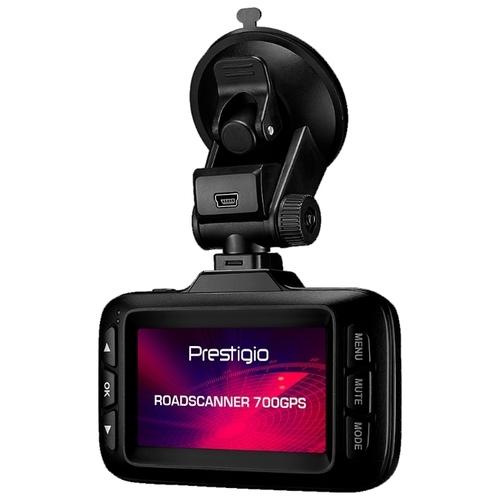 Видеорегистратор с радар-детектором Prestigio RoadScanner 700GPS