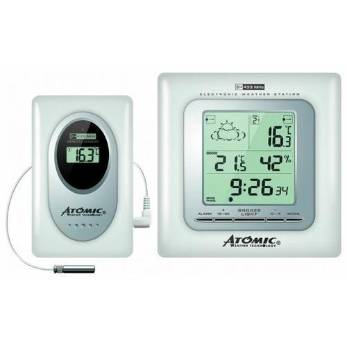 Метеостанция Atomic W739009