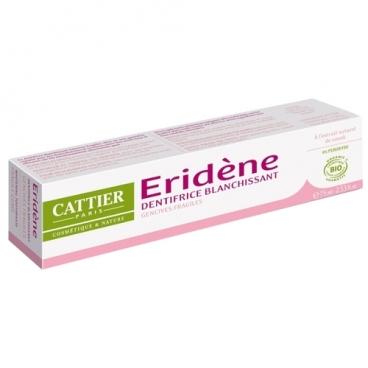Зубная паста Cattier Эриден отбеливающая для чувствительных десен