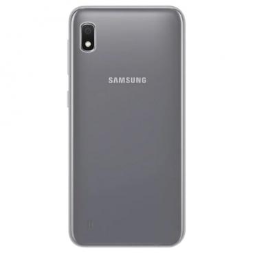 Чехол LuxCase TPU для Samsung Galaxy A10 (прозрачный)