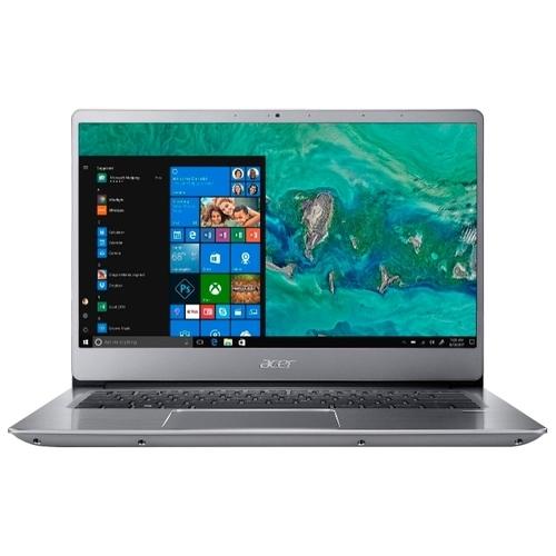 "Ноутбук Acer SWIFT 3 (SF314-54-8456) (Intel Core i7 8550U 1800 MHz/14""/1920x1080/8GB/256GB SSD/DVD нет/Intel UHD Graphics 620/Wi-Fi/Bluetooth/Linux)"